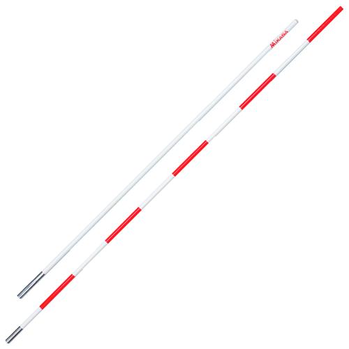 Волейбольная антенна Mikasa ATN, красный/белый
