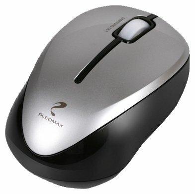 Мышь Samsung MOC-160 Silver USB