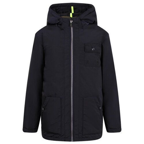 Купить Куртка Mayoral размер 122, 085 темно-синий, Куртки и пуховики