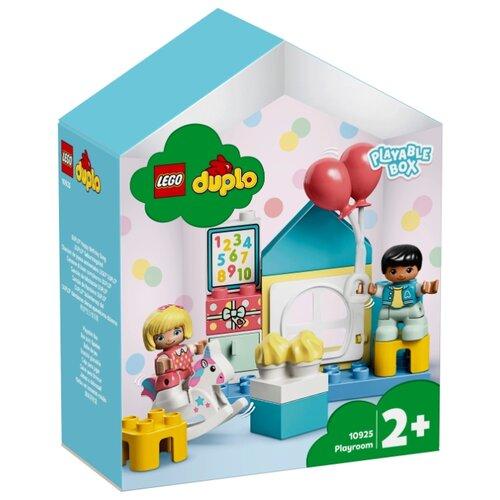 Конструктор LEGO DUPLO 10925 Игровая комната lego duplo 10925 конструктор лего дупло игровая комната