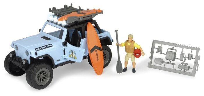Игровой набор Dickie Toys Серфер 3834001 фото 1