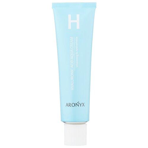 Aronyx Hyaluronic Acid Aqua Cream Увлажняющий крем для лица с гиалуроновой кислотой и пептидами, 50 мл