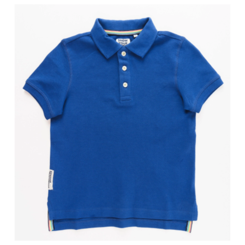 Купить Поло Original Marines размер 116, синий, Футболки и майки