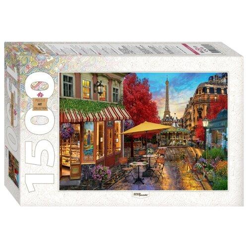 Мозаика puzzle 1500 Вечер в Париже