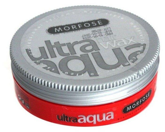 Morfose гель воск для волос Ultra Aqua
