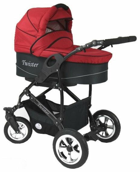 Универсальная коляска Prampol Twister (2 в 1)
