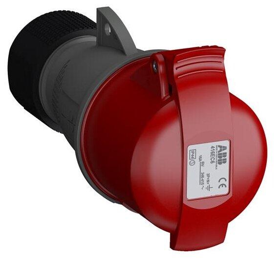 Розетка силовая (CEE) кабельная переносная ABB 2CMA102023R1000