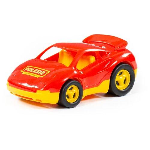 Купить Легковой автомобиль Полесье гоночный (35127) 15.5 см, Машинки и техника