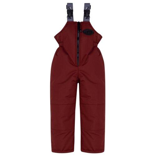 Полукомбинезон Arctic Kids размер 122-128, бордовый по цене 1 700
