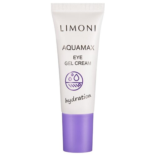 Limoni Гель-крем для век Aquamax Eye Gel Cream, 25 мл chi luxury black seed oil curl defining cream gel
