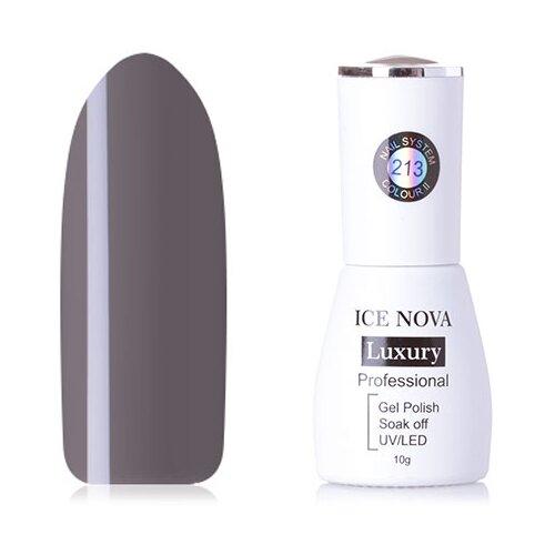 Купить Гель-лак для ногтей ICE NOVA Luxury Professional, 10 мл, 213