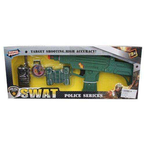 Купить Игровой набор Наша игрушка 645413, Полицейские и шпионы