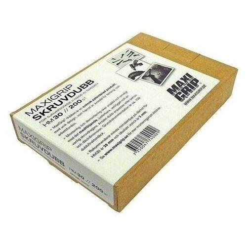Шипы противоскольжения MaxiGrip HM30, для спецтехники, вкручиваемые, упаковка 200 шт.