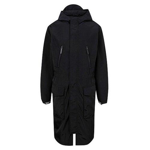 Купить Парка EMPORIO ARMANI 3H4L801NXGZ размер 128, синий, Куртки и пуховики