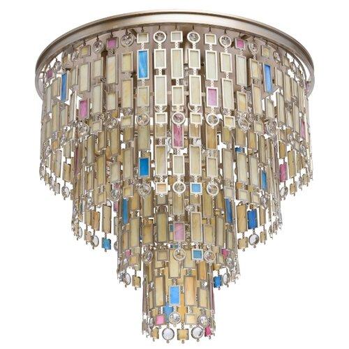 Люстра MW-Light Марокко 185010710, E14, 400 Вт