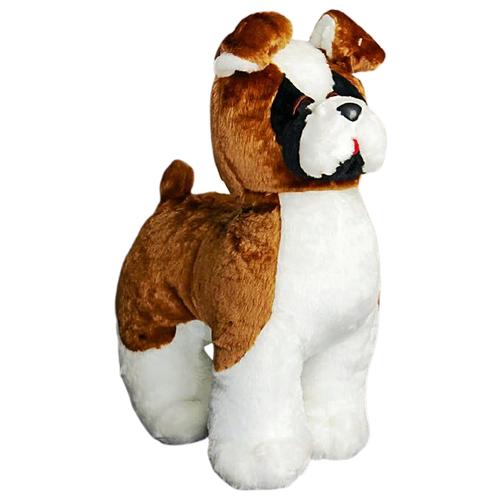 Мягкая игрушка Бока Собака Боксер 50 см