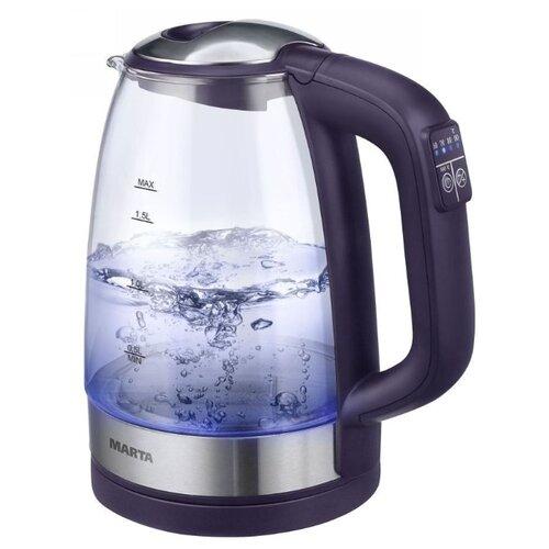 Чайник MARTA MT-1087, темный топаз