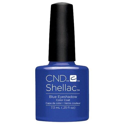 Купить Гель-лак для ногтей CND Shellac New Wave, 7.3 мл, Blue Eyeshadow