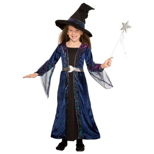 Купить Карнавальный костюм для детей Forum Novelties Волшебница для девочки, L (10-12 лет), Карнавальные костюмы