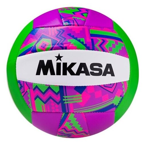 Волейбольный мяч Mikasa GGVB фиолетовый