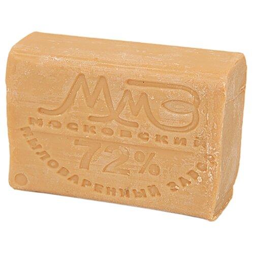 Хозяйственное мыло Московский мыловаренный завод без обёртки 72% 0.2 кг