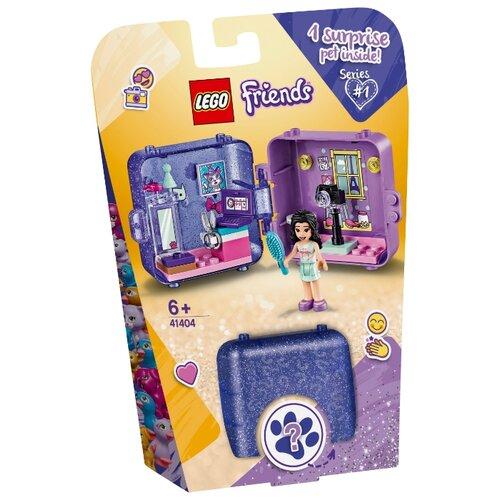 Конструктор LEGO Friends 41404 Игровая шкатулка Эммы конструктор friends lego lego mp002xg00jt9