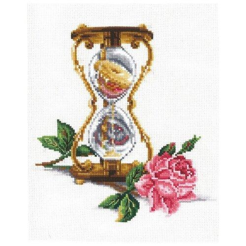 Сделай своими руками Набор для вышивания Песочные часы 20 х 23 см (П-37), Наборы для вышивания  - купить со скидкой