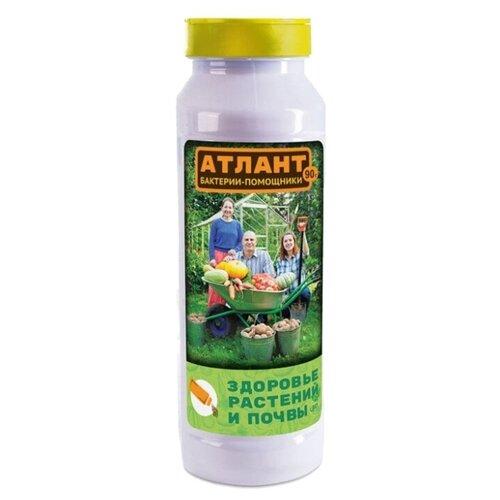 Удобрение Ваше хозяйство Атлант бактерии-помощники Здоровье растений и почвы, 0.09 кг