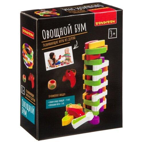 Настольная игра BONDIBON Овощной бум настольная игра бада бум