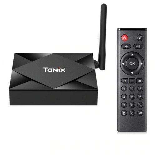 Фото - Smart TV приставка Tanix TX6S 4G/64Gb тв приставка tanix tx6s 4 64gb черный
