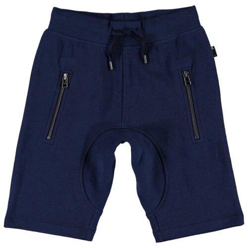 Шорты Molo размер 98, синий комбинезон утепленный для девочки molo polaris цвет фиолетовый 5w18n202 4731 размер 98