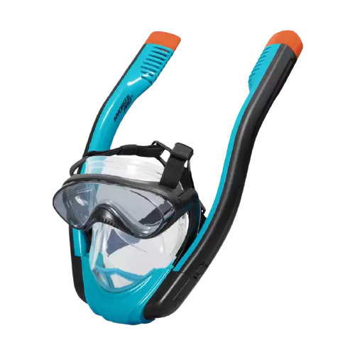 Набор для плавания Bestway SeaClear размер S/M черно-синий