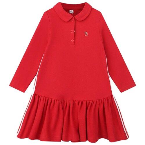 Купить Платье playToday размер 80, красный, Платья и юбки