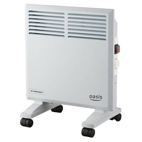 Конвектор Oasis KM-10 (U) белый конвектор oasis ek 20 белый