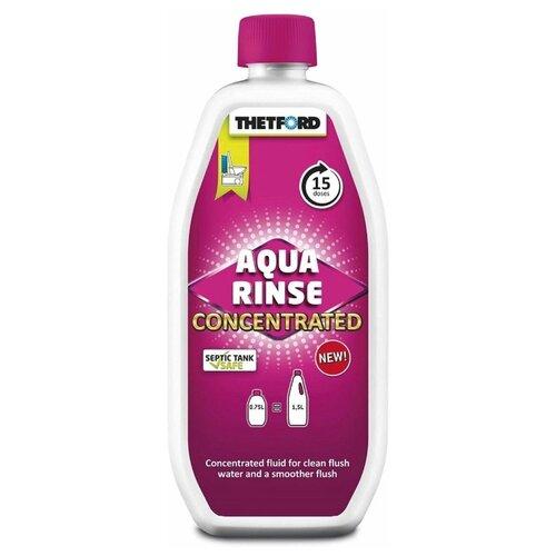 Фото - Жидкость для верхнего бака биотуалета Thetford Aqua Kem Rinse Concentrated, 0,75л расщепитель для нижнего бака thetford aqua kem blue weekender