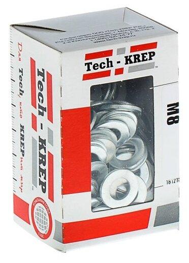 Шайба плоская Tech-KREP 105260