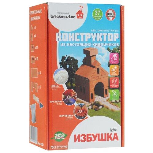 Конструктор Висма brickmaster 601 Избушка