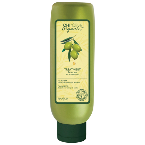 CHI Olive Organics Treatment Masque Маска для волос, 177 мл chi luxury black seed oil curl defining cream gel
