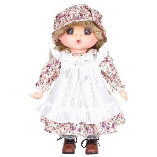 Фото - Кукла Lotus Onda Mademoiselle Gege в белом переднике, 38 см, 14035 кукла lotus onda кристина 40 см