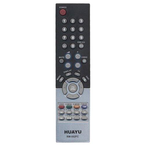 Фото - Пульт ДУ Huayu для телевизоров Samsung, черный пульт ду huayu для opentech isb7 va70 черный
