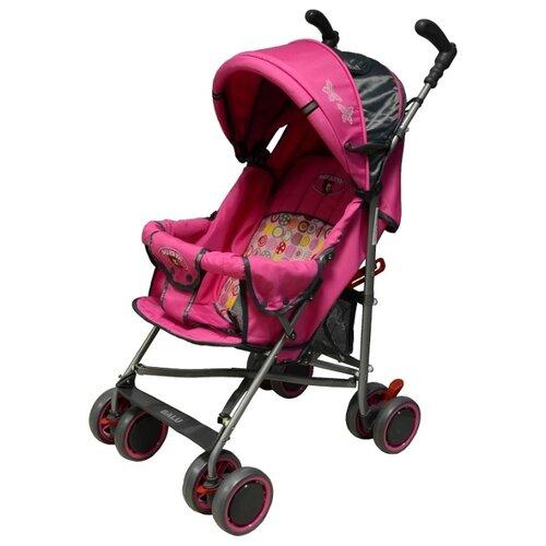Прогулочная коляска Balu S-422 (2014) розовый