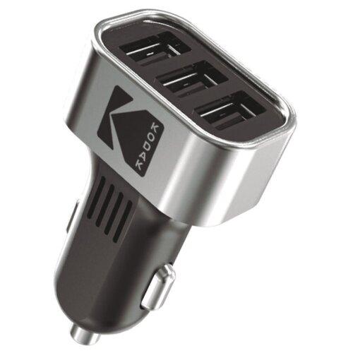 Фото - Автомобильная зарядка Kodak UC110 черный/серебристый сканер kodak i4650