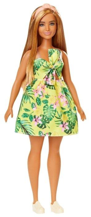 Кукла Barbie Игра с модой Летнее настроение, FXL59