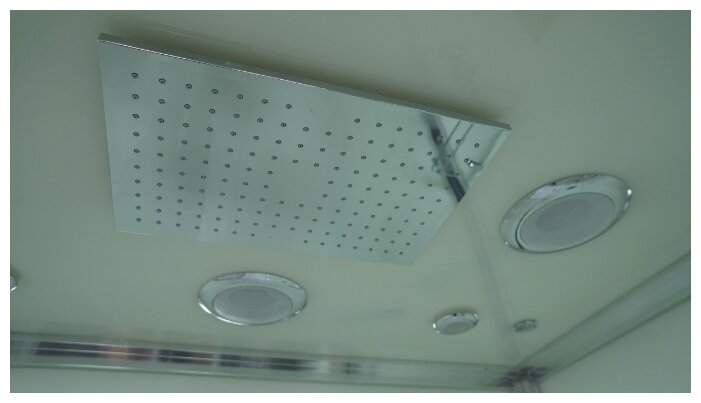 Душевая кабина Timo Puro Swing Door L низкий поддон 120см*90см