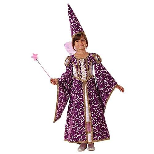 Купить Костюм Батик Фея (948), лиловый, размер 134, Карнавальные костюмы