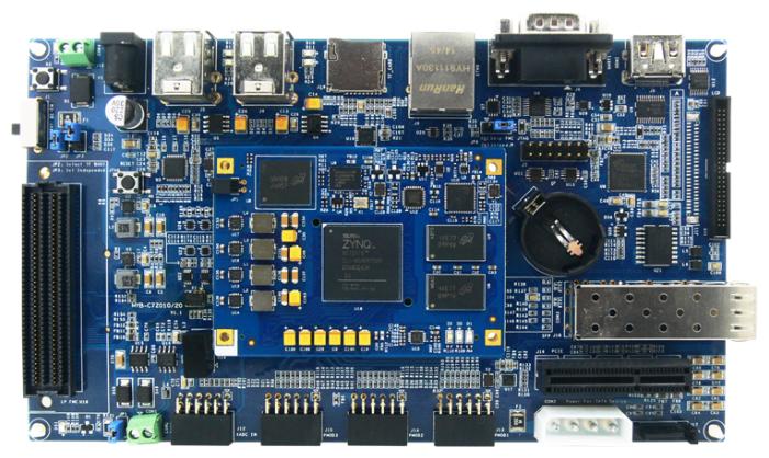 Процессорная плата MYIR MYD-C7Z015-4E1D-766-I