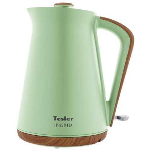 Фото - Чайник Tesler INGRID KT-1740, green чайник tesler kt 1755 red