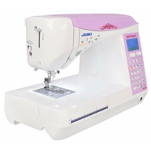 Швейная машина Juki Quilt Majestic QM-900, бело-розовый