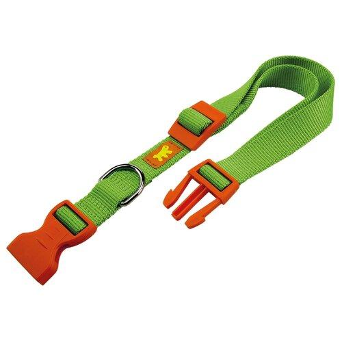 Ошейник Ferplast Club Colours (C10/32) 23-32 см зеленый
