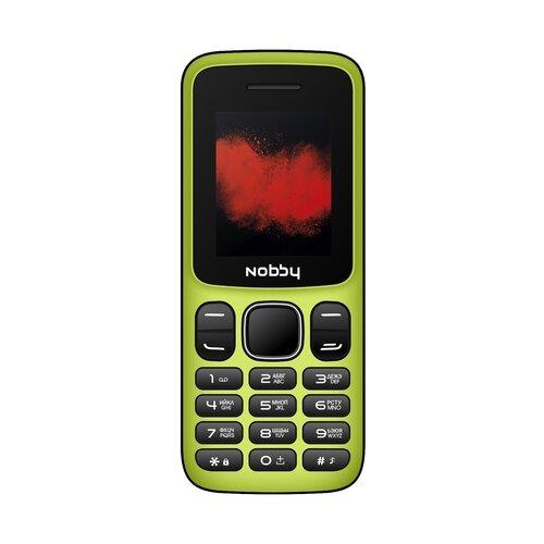 Телефон Nobby 100 лимонадный (NBP-BP-18-05)